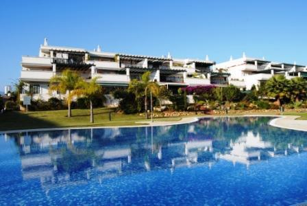 Complex swimming pool - Taylor 2 bed aptmnt close to Puerto Banus  with FR - Malaga - rentals