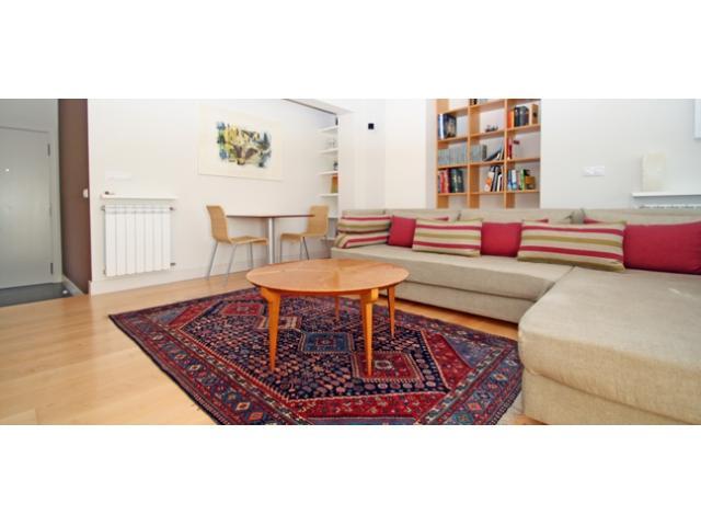 Araba Attic   Apartment specialy bright and peaceful - Image 1 - Basque - rentals