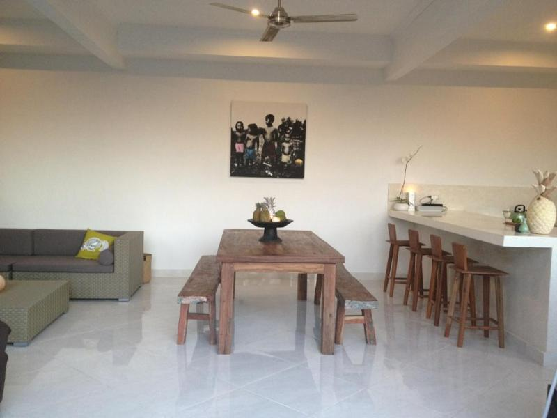 living area - Villa Stari|echo Beach|canggu|pool|staff|bliss... - Canggu - rentals