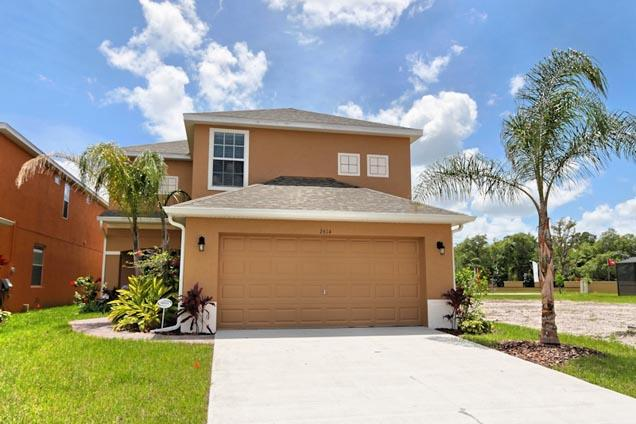 Front of Home - 4 Bed Veranda Palms Pool Home 10 Min Disney(2614-V - Kissimmee - rentals