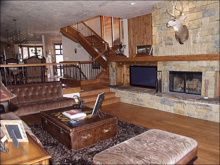 Living room - Deerbrook Town Home - Ski-in/Ski-out (1237) - Snowmass Village - rentals