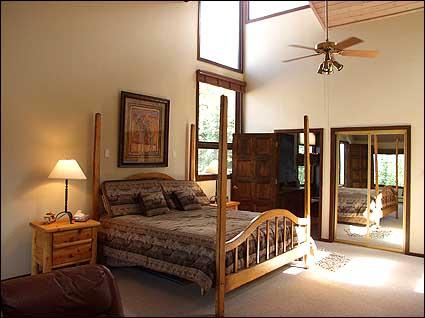 Large master suite w/bath and fireplace - Ski-in/Ski-out Access - 2 Master Suites (1936) - Snowmass Village - rentals