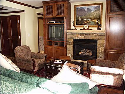 Family Room - Ritz Carlton - Aspen Highlands (2651) - Aspen - rentals