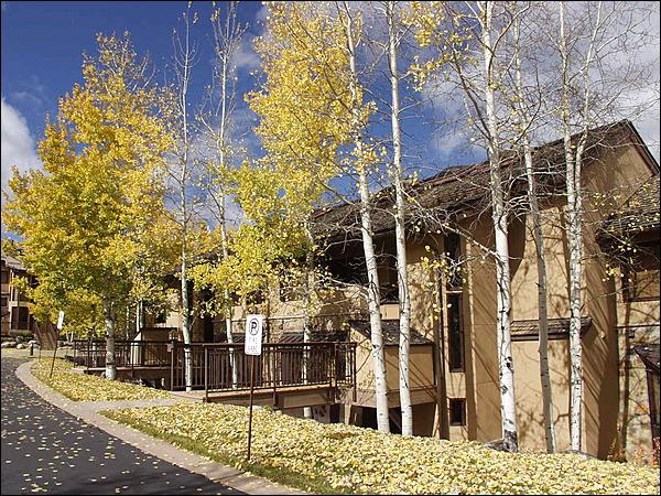 Woodrun V exterior - Newly Remodeled - Walk to Village shops and restaurants (2923) - Snowmass Village - rentals