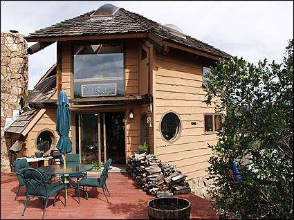 Exterior view of house - Outstanding views - Peace and Serenity abound (3134) - Aspen - rentals