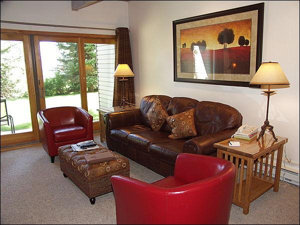 Main Living Area - Newly Remodeled Gem - Close to everything in the village (3378) - Snowmass Village - rentals