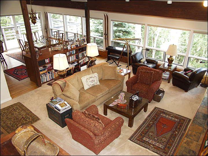 Main Living Area - Large Deck with views! - Quiet Residential Neighborhood (3675) - Snowmass Village - rentals