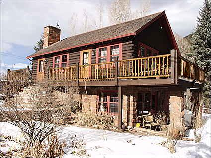 Rustic Cabin on Roaring Fork River - Rustic Cabin on River - Remote Paradise (3905) - Snowmass Village - rentals