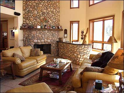Bright Open Living Area - Luxury On The River - One of a Kind (3994) - Snowmass Village - rentals