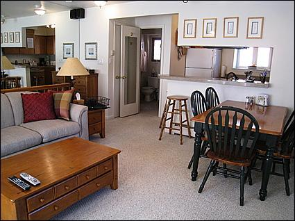 Living Room with Gas Stove - Aspen Core - Wireless internet (4664) - Aspen - rentals