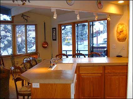 Newly remodeled spacious kitchen - Condo at the Base of lift 1-A - Ski-in/Ski-out (4637) - Aspen - rentals