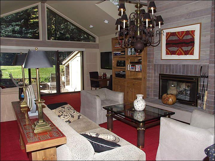 Living Room - Location, Location, Location! - Next to Glory Hole Park (7411) - Aspen - rentals
