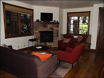 Open Living Area - New Aspen Town Home - High End Finishes (8967) - Aspen - rentals
