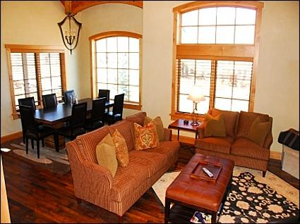 Large, open living area - Brand New Residence - Ski-in/Ski-out (9645) - Snowmass Village - rentals