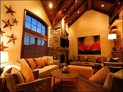 Living Room - Brand New Town House - Ski-in/Ski-out (9648) - Snowmass Village - rentals