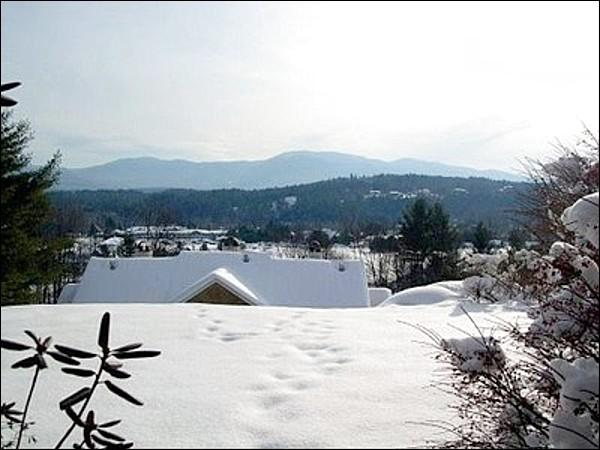 You Will Love the View from this Cozy Mountainside Condo - Comfortable condo with Nice Views - Minutes from the Slopes, the Village and all of the Fun Stowe has to Offer (3026) - Stowe - rentals