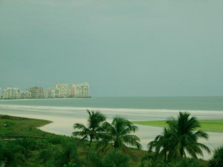Great Beach View From Balcony - CHIC and stylish fully renovated unit with glorious balcony views of the beach - Marco Island - rentals