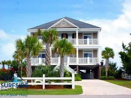 Crown Jewel - Image 1 - Garden City Beach - rentals