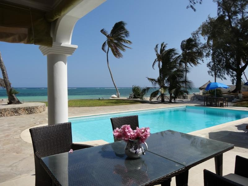 view from terrace - Baharini Poolside Villa - Diani - rentals