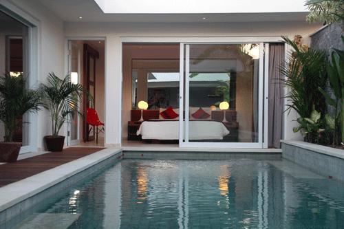 Bali villa Yasmee is a 2 bedrooms villa located in best Bali Seminyak area. - Villa Yasmee - Bali villa 2 bedrooms in Seminyak - Seminyak - rentals