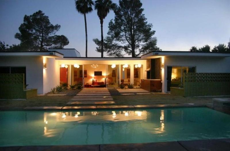 Modern Moroccan Inspired Vintage Eclectic Estate - Image 1 - Palm Springs - rentals