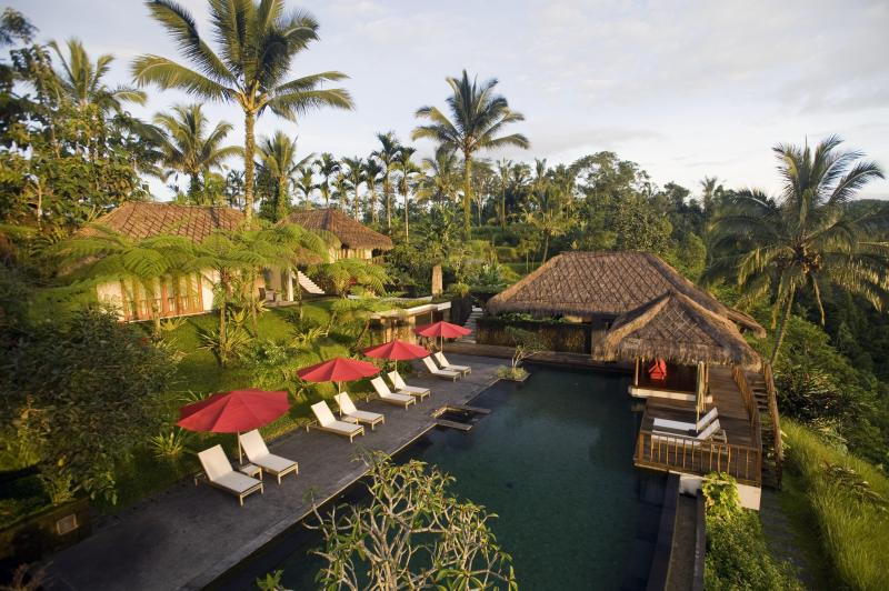 Swimming Pool - Tranquil,luxury 5 bedrooms Resort and Spa in Ubud - Ubud - rentals