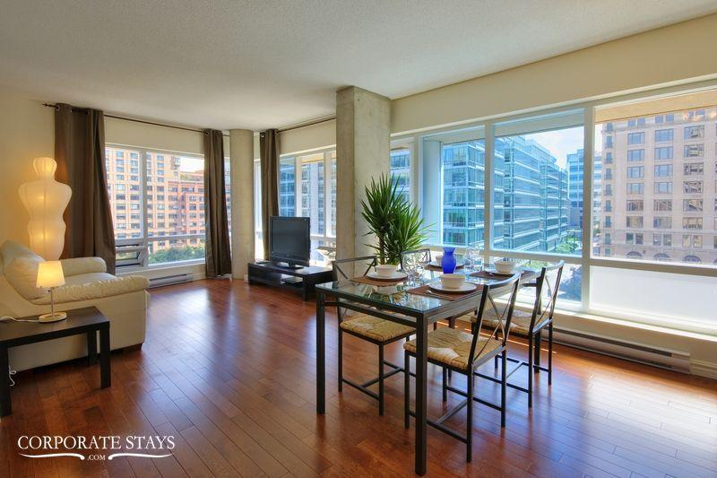 Montreal Bellagio 2BR Business Accommodation - Image 1 - Montreal - rentals