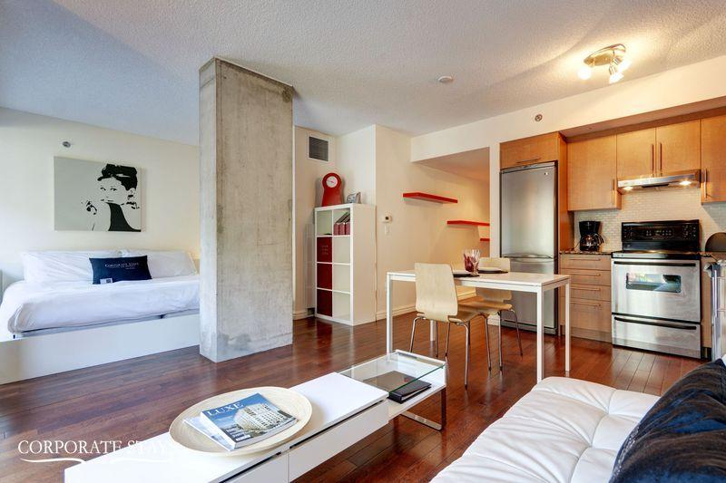 Di Amore Suite | Furnished Luxe Rental | Montreal - Image 1 - Montreal - rentals