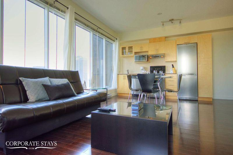 Glitter 1BR | Temporary Housing | Montreal - Image 1 - Montreal - rentals