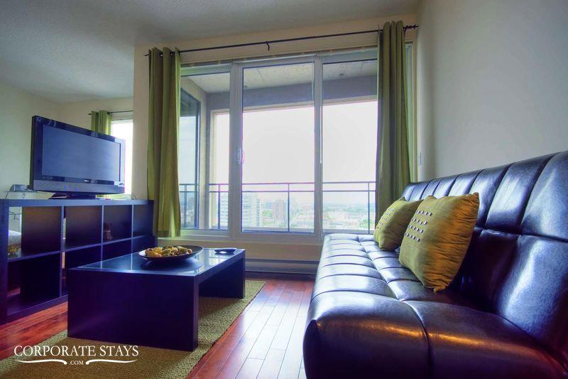 Manhattan Suite | Furn Upscale Rental | Montreal - Image 1 - Montreal - rentals