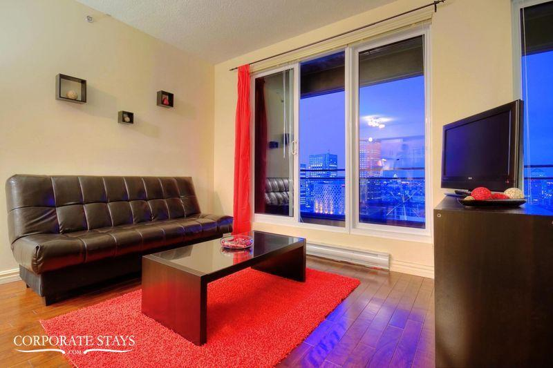Mercury Suite | Furnished Corporate Apt | Montreal - Image 1 - Montreal - rentals
