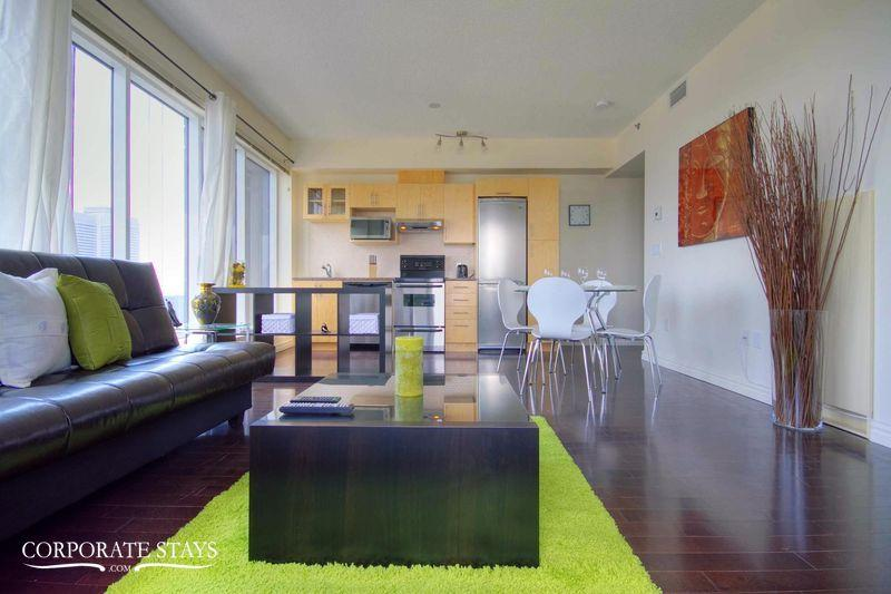 Swan 1BR | Extended Stay Suite | Montreal - Image 1 - Montreal - rentals