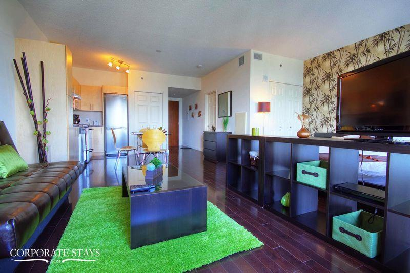 Montreal Natural Extended Stay Suite - Image 1 - Montreal - rentals