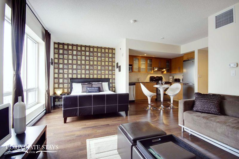 Byron Suite | Short Term Rental | Montreal - Image 1 - Montreal - rentals