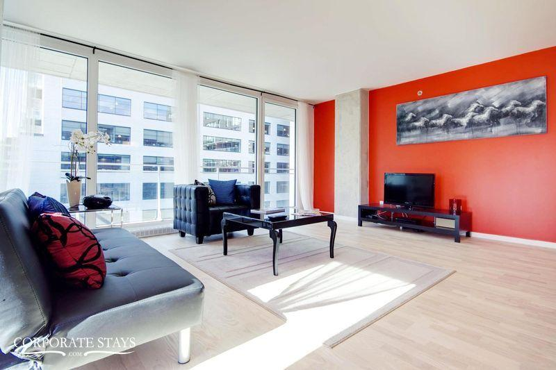 Montreal Coco 2BR Business Accommodation - Image 1 - Montreal - rentals