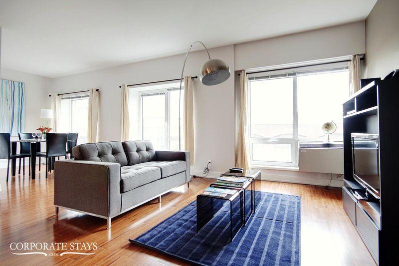 Elite 1BR | Furnished Corporate Rental | Montreal - Image 1 - Montreal - rentals