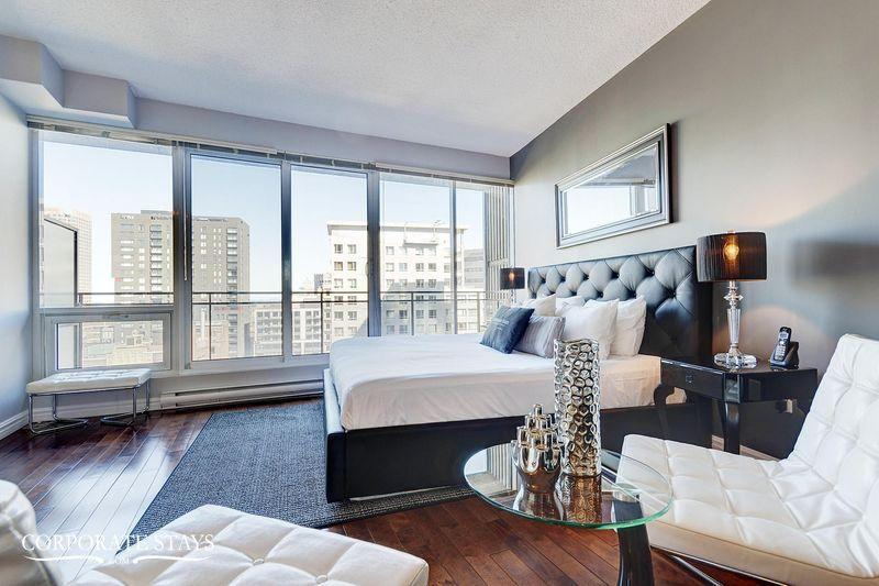 Daisy Suite | Luxury Suite Rental | Montreal - Image 1 - Montreal - rentals