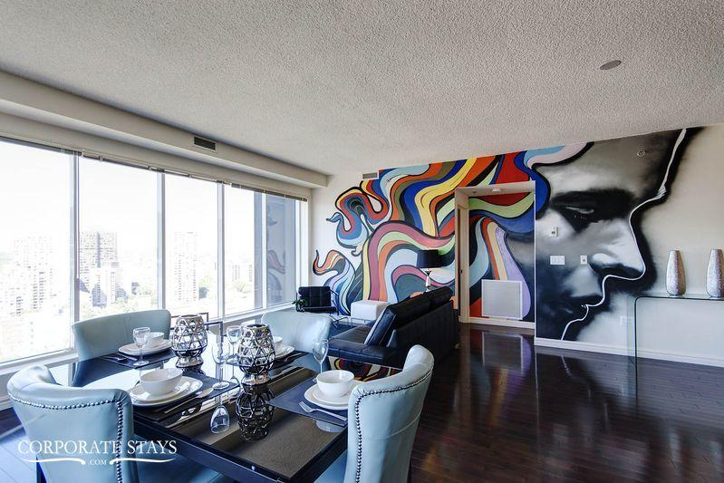 Montreal Omen 1Br Corporate Apartment - Image 1 - Montreal - rentals