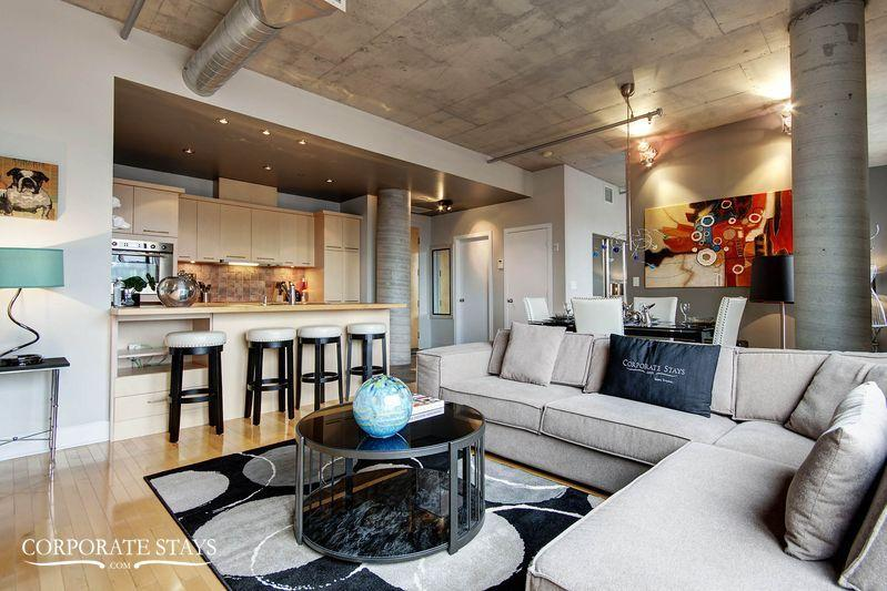 Montreal Gardenia 1BR Holiday Rental - Image 1 - Montreal - rentals