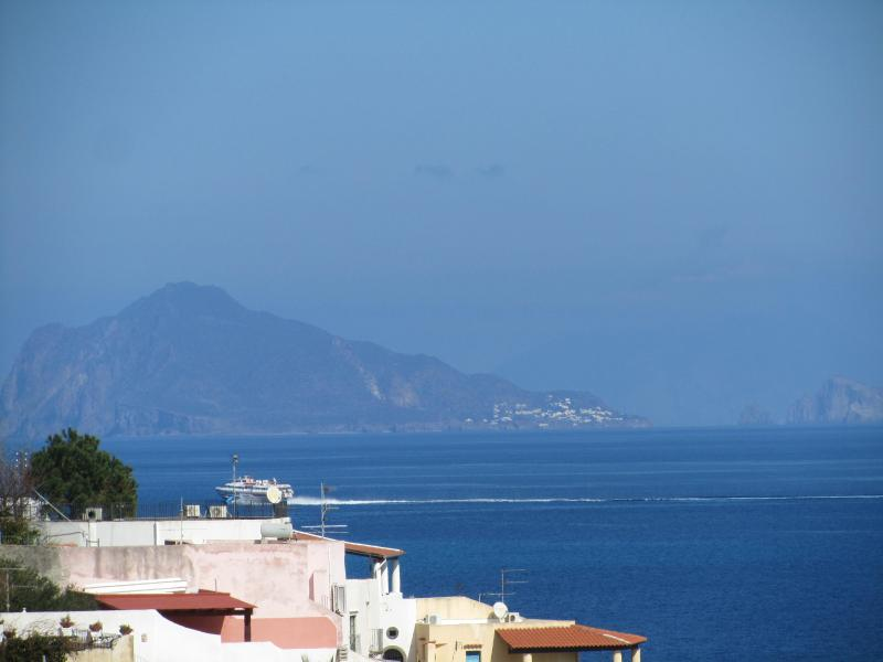 Aeolian Islands,Lipari House Near the Beach - Image 1 - Lipari - rentals
