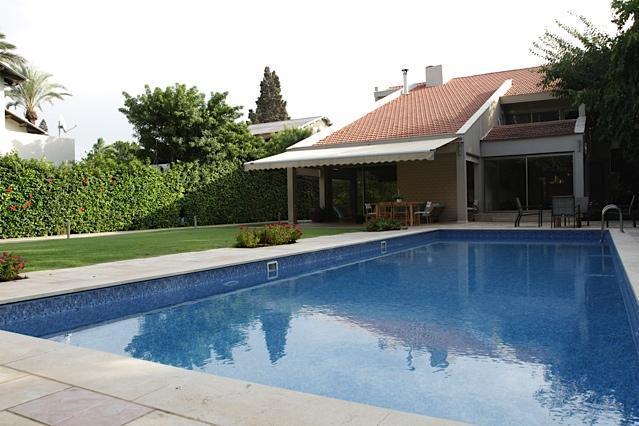Amazing Big Villa- Best Location-Herzliya Pituach - Image 1 - Herzlia - rentals