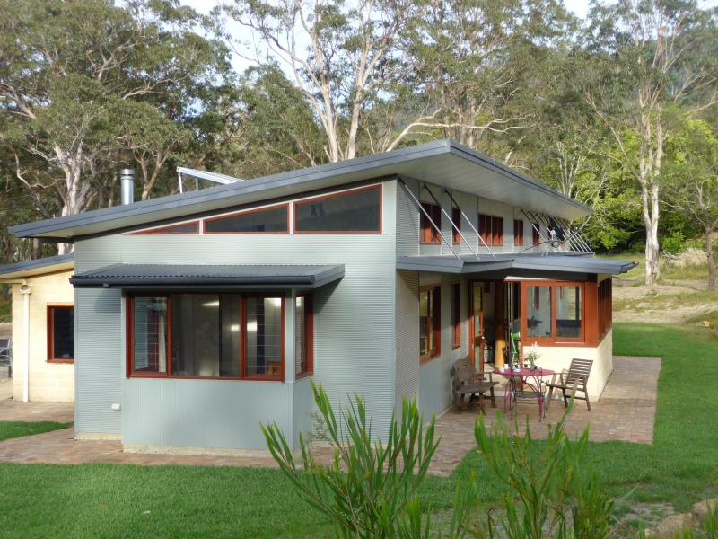 Charming Eco Friendly Hand Crafted House Rural 12 acres - New unique, rural, ecoFriendly house - Kangaroo Valley - rentals