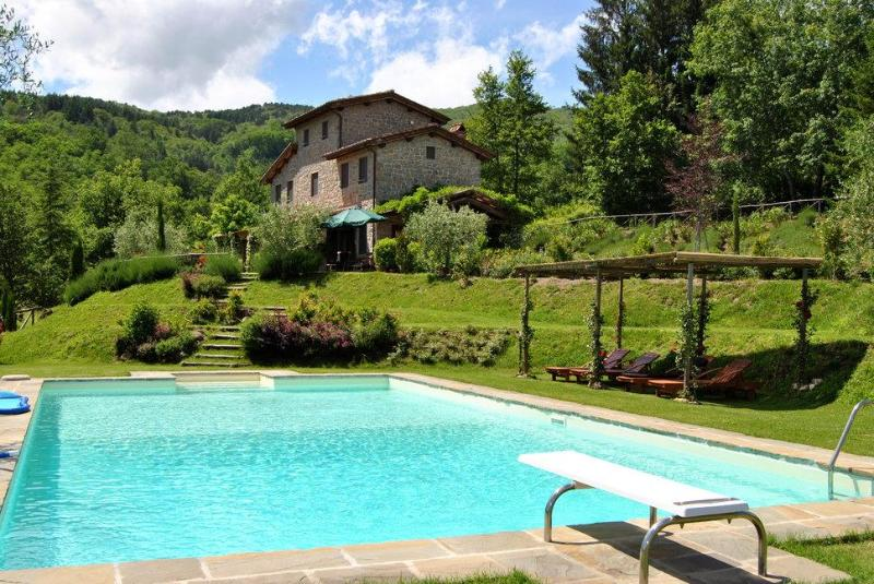 House - Lovely house near LUCCA/FLORENCE w/ beautiful view - Pescia - rentals