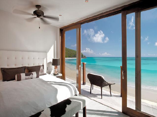 SeaRay, B5 at Tamarind Hills, Antigua - Waterfront, Pool, Panoramic Views - Image 1 - Bolans - rentals