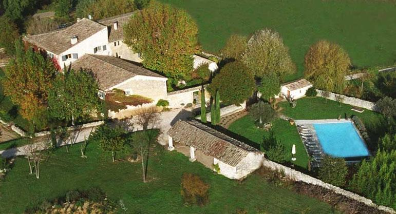 Gorgeous 7 Bedroom Upscale Provence Villa in Luberon - Image 1 - Goult - rentals