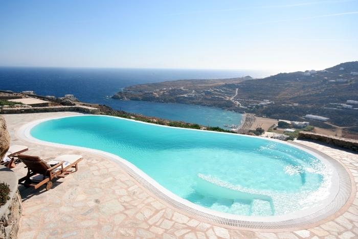 Villa Rhenianos I Rent holiday Villas on Mykonos Greece - Image 1 - Mykonos - rentals