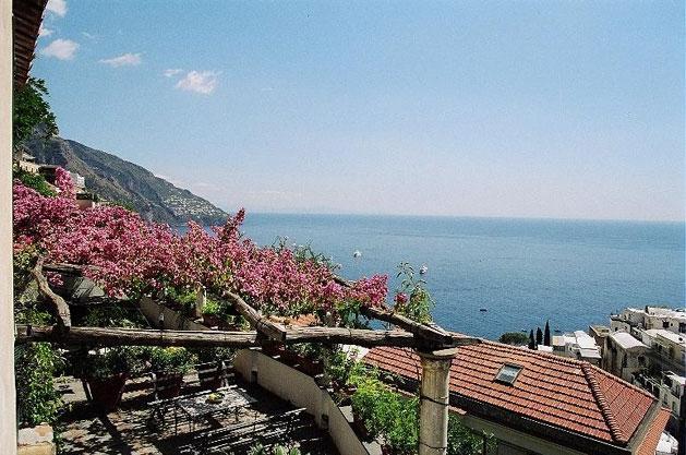 Villa Fornillo View home in Positano - Image 1 - Positano - rentals