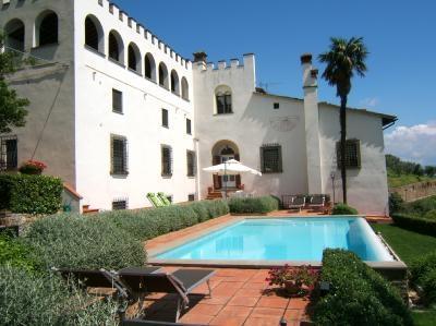 Bellavista Florence Villa rental - Image 1 - Carmignano - rentals