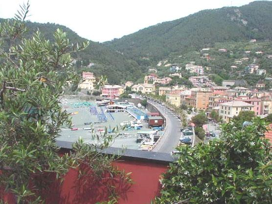 Casa Bona Mare Villa rental  in Bonassola Cinque Terre - Image 1 - Bonassola - rentals