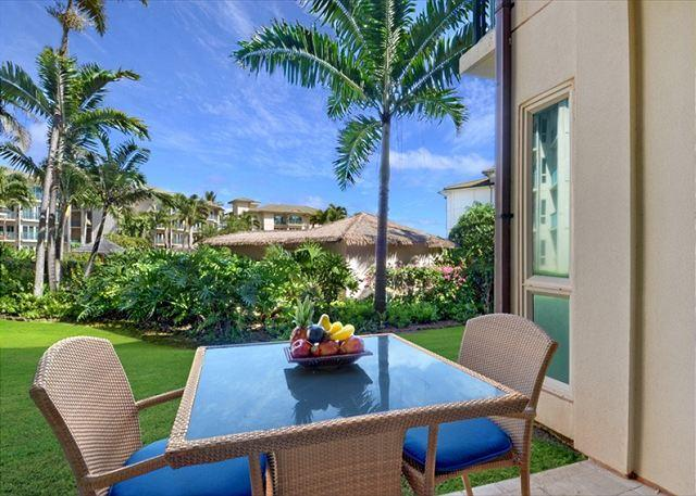 Garden Pool GF W/yard **  BEST VALUE interior trade wind bliss! - Image 1 - Kapaa - rentals